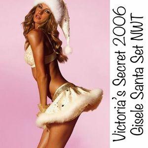 Victoria's Secret Sexy Little Gisele Santa Costume